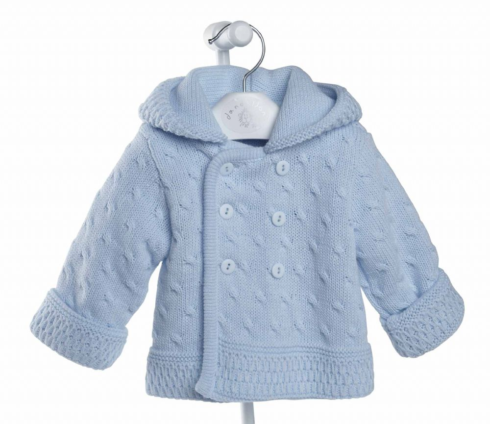 A1654 New Double knitted Baby Jacket (B)
